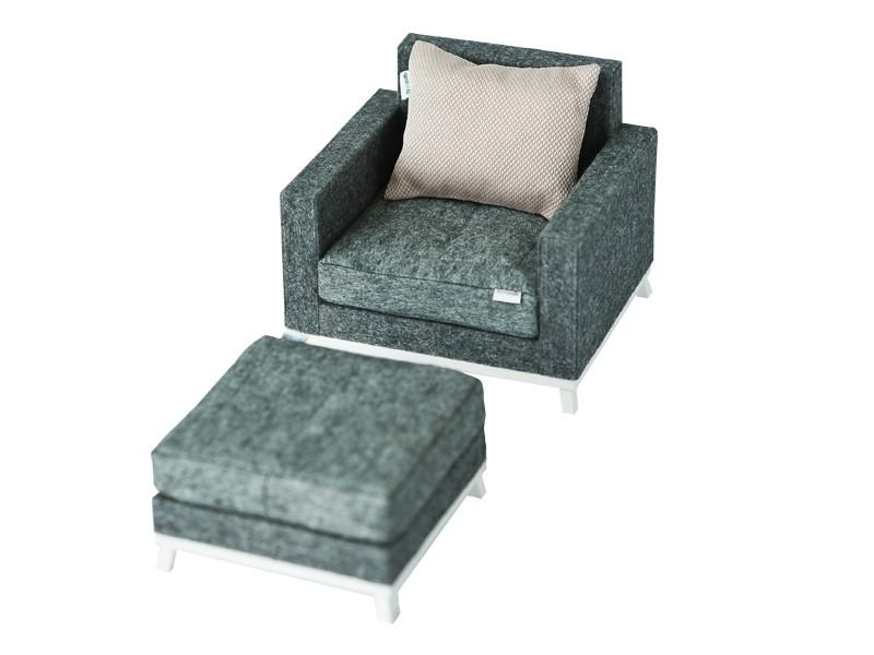 armchair footrest